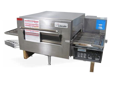 Lincoln pizza oven