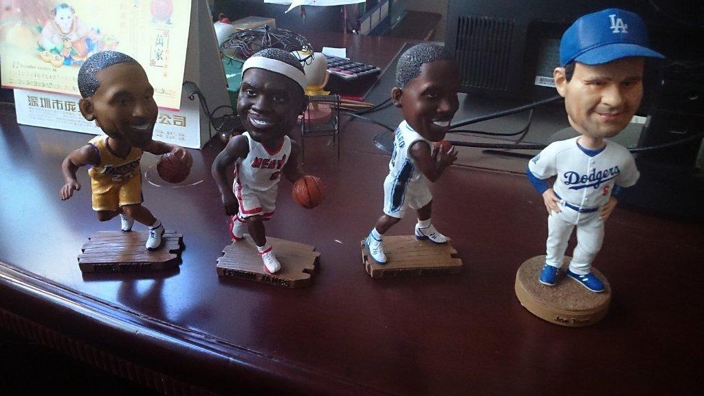 Custom Bobbleheads Dolls